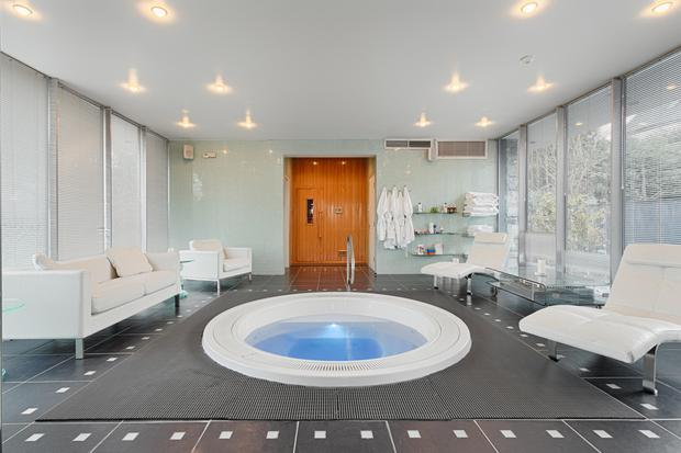Bathroom Makeover Galway would you fancy the hot tub in this €3k a month galway gaff