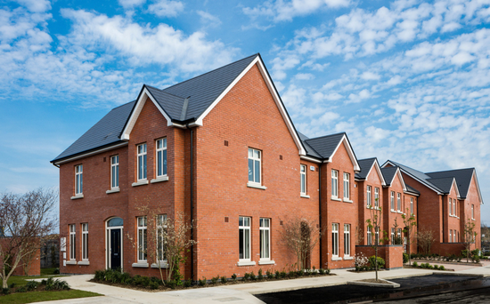 Citywest Village, which launched yesterday, will eventually number approximately 339 houses in total