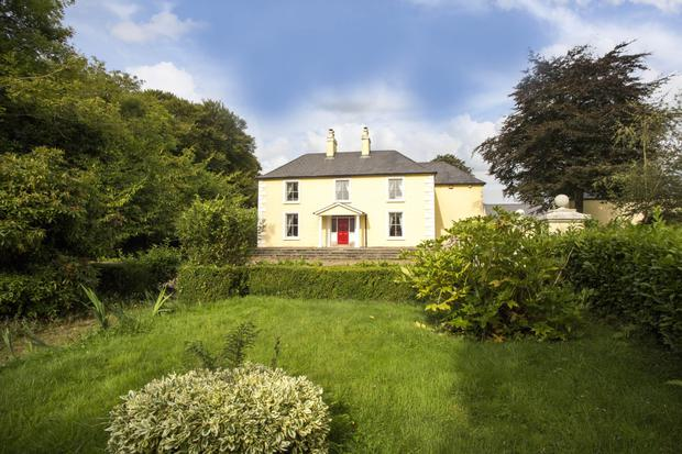 Ballybaun Stud is on 42.5 acres