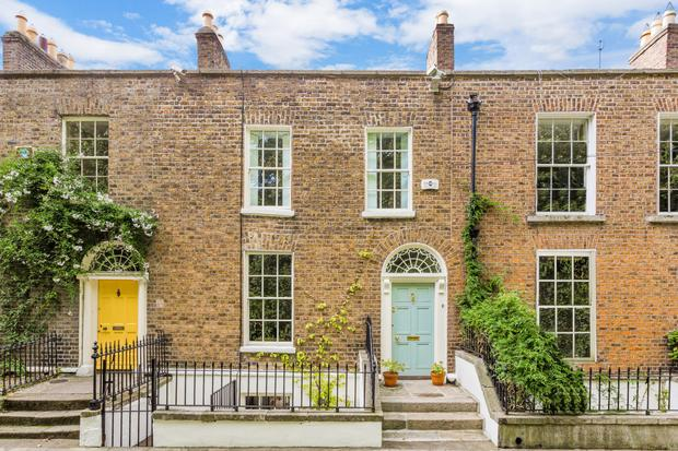 26 Mountpleasant Square, Ranelagh, Dublin 6, a three-bed terrace, is on the market to €1.2m