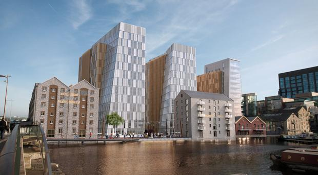 Google lines up purchase of €170m Boland's Quay