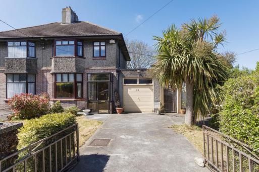 16 Clareville Road, Harold's Cross, was sold last September for €540,000