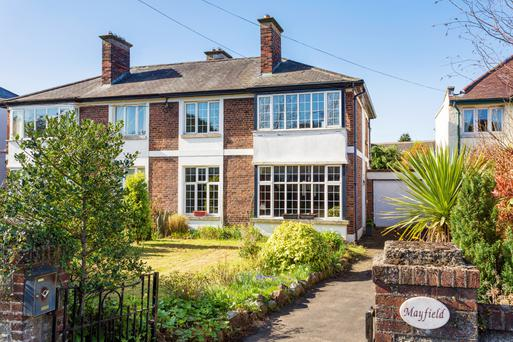 'Mayfield', Clonskeagh Road, sold last August for €795,000
