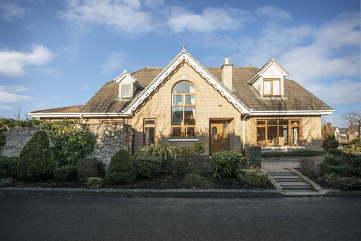 1 Hollystown Demesne, Hollystown, sold last January for €465,000