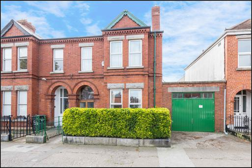 58 Home Farm Road, Drumcondra, sold last August for €600,000