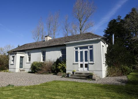Tomcoyle Cottage, Aughrim, sold for €215,000 last July