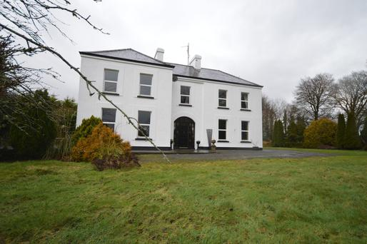 Tavrane House, Kilkelly, was sold last May for €260,000