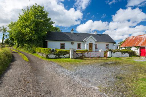 Cherry Tree Farm, Castlecoote, sold last July for €200,000