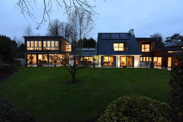Coraville on Blackrock Road is a spacious family home with all the trimmings