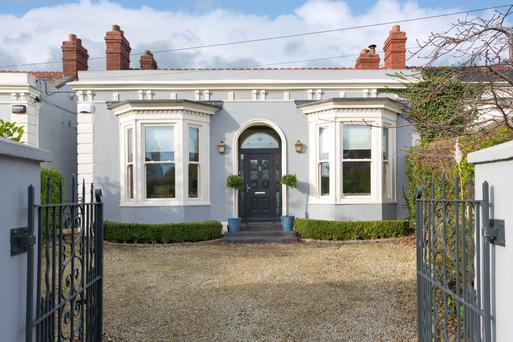 No 1a Lower Albert Road, Sandycove is on the market for €1.435m