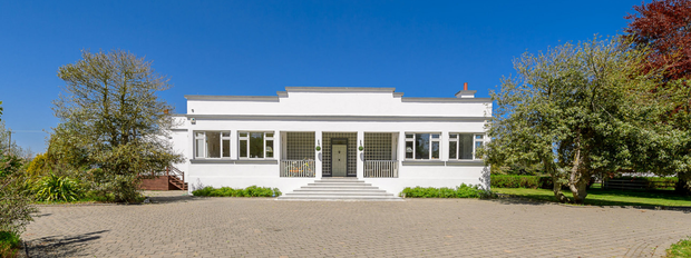 A sense of style at Sandown in the North Co Dublin village of Skerries — with indoor pool, plenty of light, a Rangemaster-equipped kitchen, and of course the nearby coastline