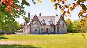 The 7-bedroom house on the 1.3 acre site in Clane
