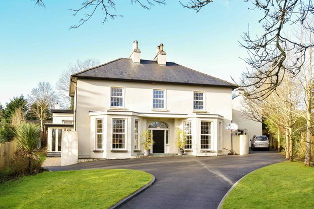 Ardmore House, Taylor's Hill in Galway was sold in September for €1.2m by O'Donnellan & Joyce