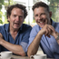 Double Ds of Irish 'Property Porn': Diarmuid and Dermot having a cup of tea. There's bad news on the budget...