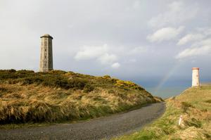 Wicklow lighthouse