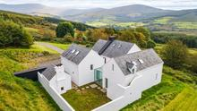 An aerial view of the property which overlooks Blessington