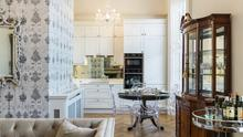 Original details: A dining room in one of the homes at the upmarket Anglesea scheme in Dun Laoghaire