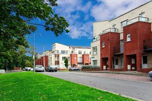 There are seven new units available in Millrace, Saggart