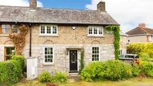 The country cottage look: When it was built in 1916, No2 was in a rural location.