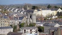 Drogheda town has a good mixture of modern architecture and historical buildings.