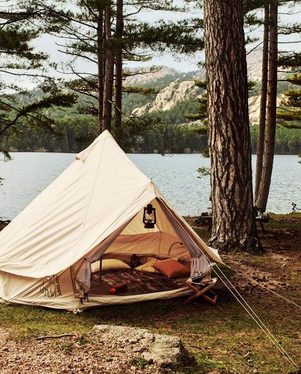 Camping gear from Zara Home