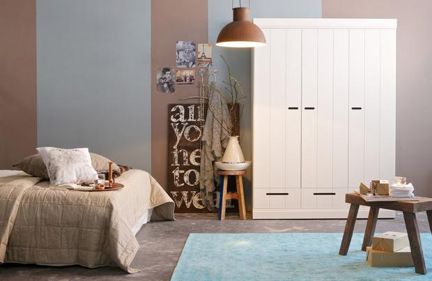Connect Contemporary wardrobe by Woood from Woo Design