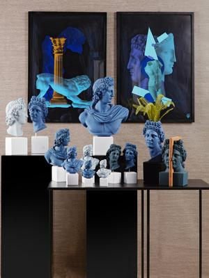 The Eternity Today Collection of busts by Sophia