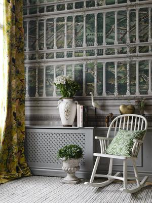 Transylvanian Manor wallpaper from Mind The Gap
