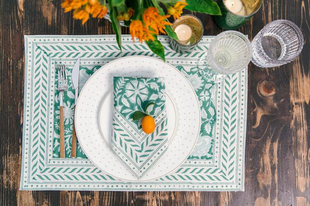 Tablescape by The Designed Table