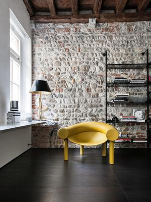 The Sam Son chair designed for Magis by Konstantin Grcic