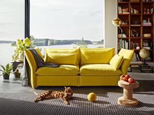 Mariposa sofa produced by Vitra from Minima