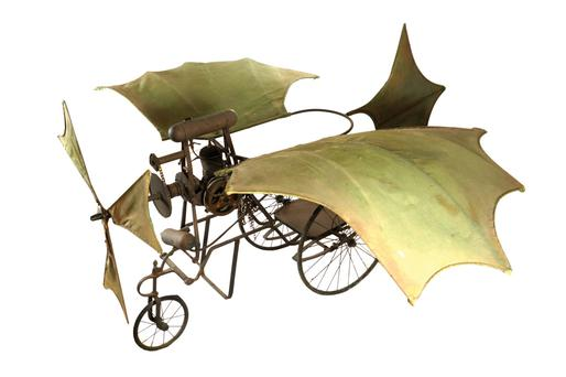 Flying machine will feature at Sheppard's