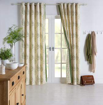 Twilight blackout curtains, €40 from Argos