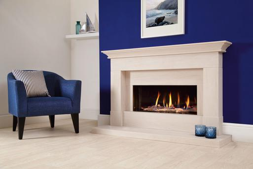 Limestone adds a modern but timeless feel - €3,800, housingunits.co.uk