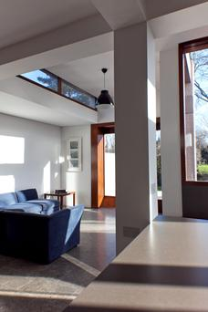 Investigate bringing in light from the roof: Garbhan Doran Architects - photo Paul Quinn