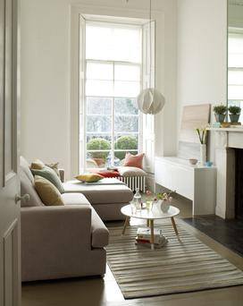 California-cool style is all about a combination of comfortable classics and mid-century touches. Picture: DFS
