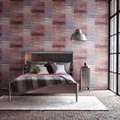 Bursts of contrasting colour form a painterly-style design in scale with this Yuti wallpaper, €125.00/roll; anthology.uk.com