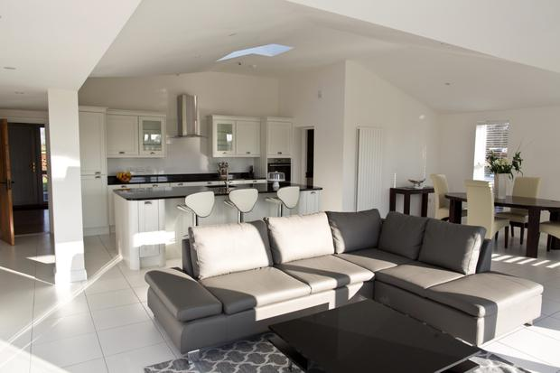 Considering open plan? Keep a separate space for the teenagers