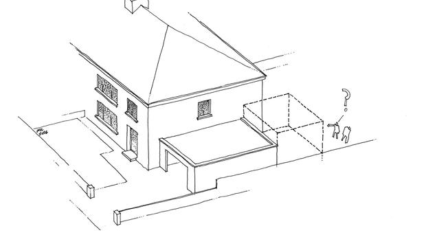 Consult a registered architect when considering any changes to your home. The RIAI is the registration body for architects in Ireland and you can find a registered architect on riai.ie