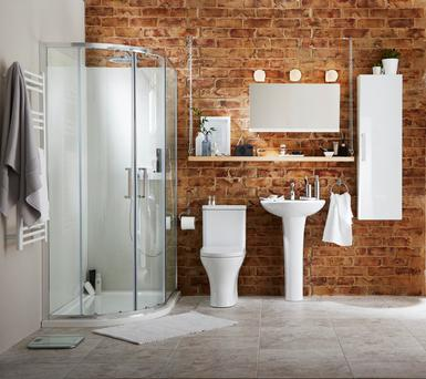 Top tips to revamp your bathroom for Bathrooms b q installation