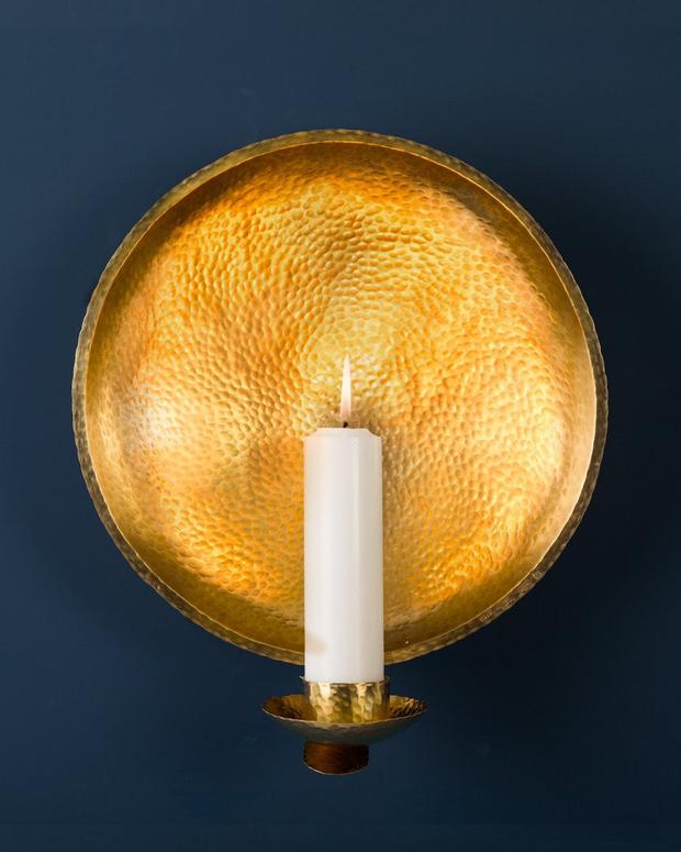 Candle sconce by Malin Appelgren of Sweden