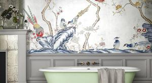 Drummonds bespke cast ironsTweed bath, with four bespoke finish options: painted, polished, primed or raw metal from €3,999. Paint colours include
