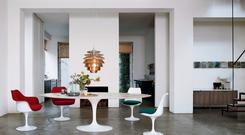 Knoll Saarinen Tulip large dining table from Nest