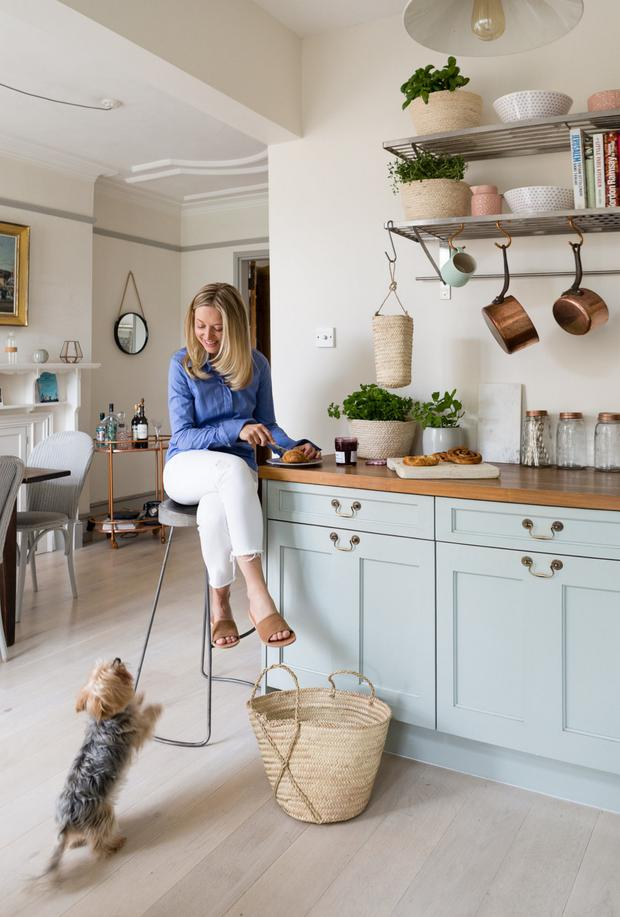 Cork Woman Joanne Hegarty Lives And Works Out Of An Elegant Restored Edwardian House In Southwest