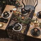 A Christmas-themed tablescape from Amara