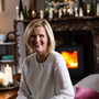 Founder of Nordic Elements, Helle Moyna in her Georgian home in Dublin, decorated using inspiration from Danish tradition