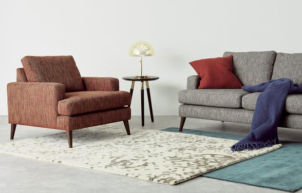 The Hewitt armchair from Made
