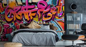Wallsauce Hip Hop Graffiti wallpaper