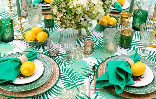 Tablescape by The Design Table