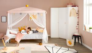 Lifetime Princess four poster bed from Jellybean